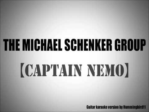 Captain Nemo ギター練習用カラオケ(Guitar practice for karaoke.)
