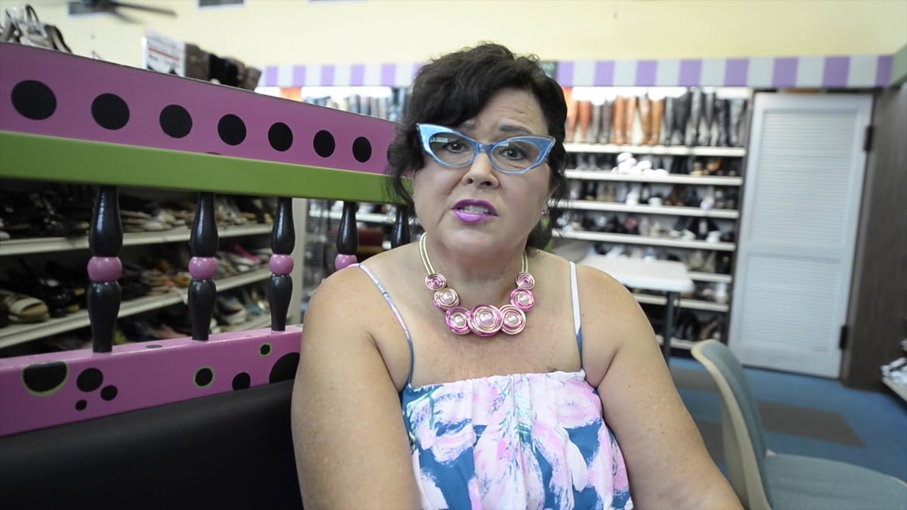 29ec829c34d Dotty McGaha talks about closing Goody Two Shoes - YouTube