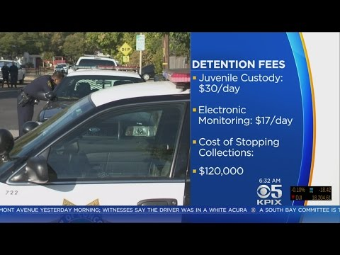 Contra Costa Co. May Drop Fees For Parents Of Juvenile Inmates