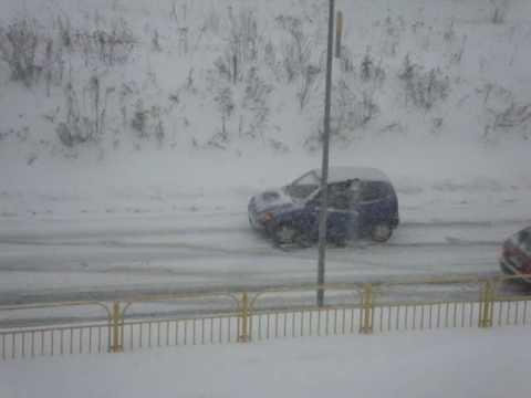 Snieżna Górka 2 W Szczecinie Odc. 1