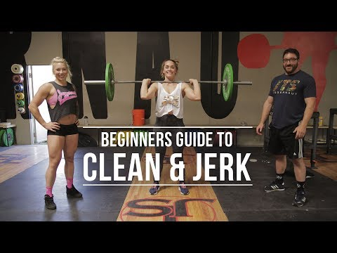 Beginners Guide to Clean & Jerk with MegSquats | JTSstrength.com