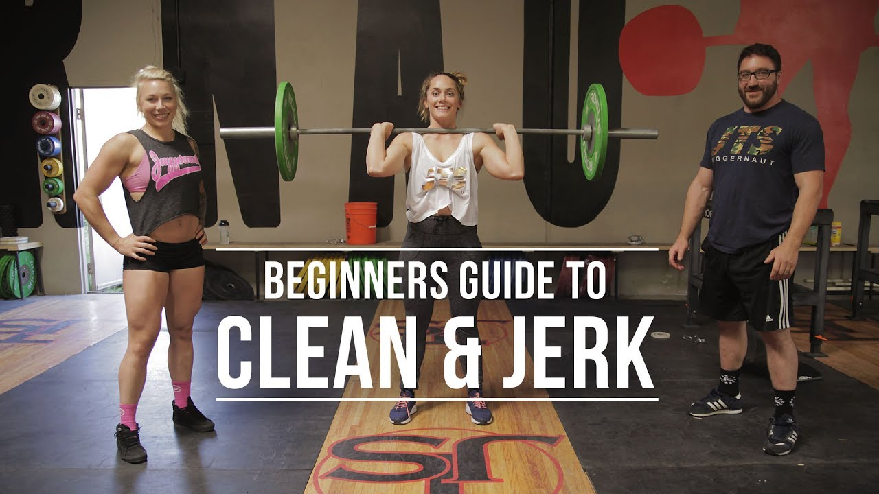 how to clean and jerkl