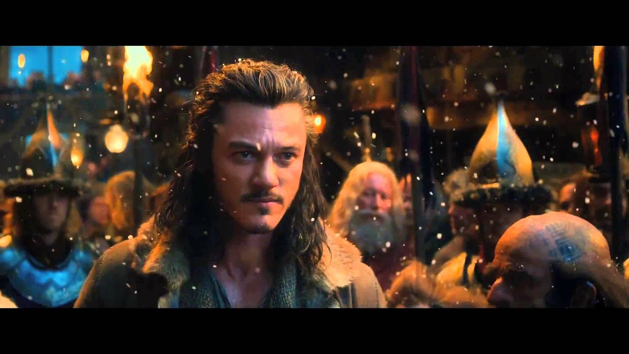 The Hobbit - The Desolation of Smaug Trailer