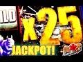 ★ JACKPOT HANDPAY ★ HUGE X25 AS IT HAPPENS ✦ SLOT MACHINE BONUS JACKPOT    SlotTraveler