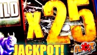 ★ JACKPOT HANDPAY ★ HUGE X25 AS IT HAPPENS ✦ SLOT MACHINE BONUS JACKPOT  | SlotTraveler