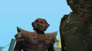 GTA WTF : Kamen rider dragon knight Ep:2