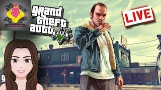 🔥GTA V Campaign LIVE STREAM | PS4Live Grand Theft Auto 5 Story 🔥 TheGebs24