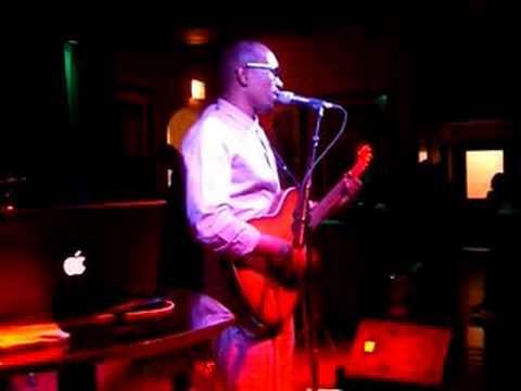 Anthony David-Cold Turkey @ R&B Live Chicago