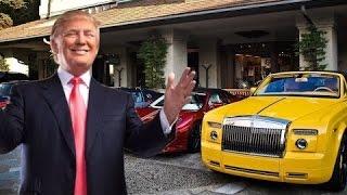 الرئيس الأمريكي دونالد ترامب يبيع إحدى سياراته الخارقة