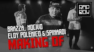 Download Making of Ep.103 - Brazza, Nocivo, Eloy Polemico & Spinardi MP3 song and Music Video