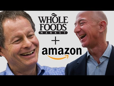 Whole Foods' John Mackey on Amazon Merger: 'A Meeting of the Souls.'