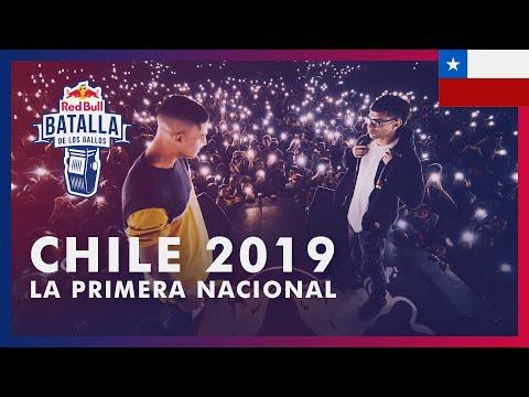 Final Nacional Chile 2019 en vivo