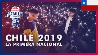 Final Nacional Chile 2019 | Red Bull Batalla de los Gallos