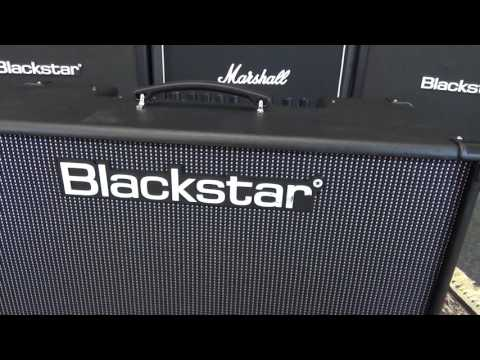 Blackstar ID:Core Stereo 100 & 150 High Power Digital Guitar Combo Amplifier Review