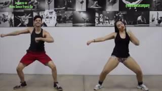 sarra na pista novinha parangol move dance franca sp