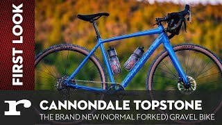 First Look - Cannondale Topstone