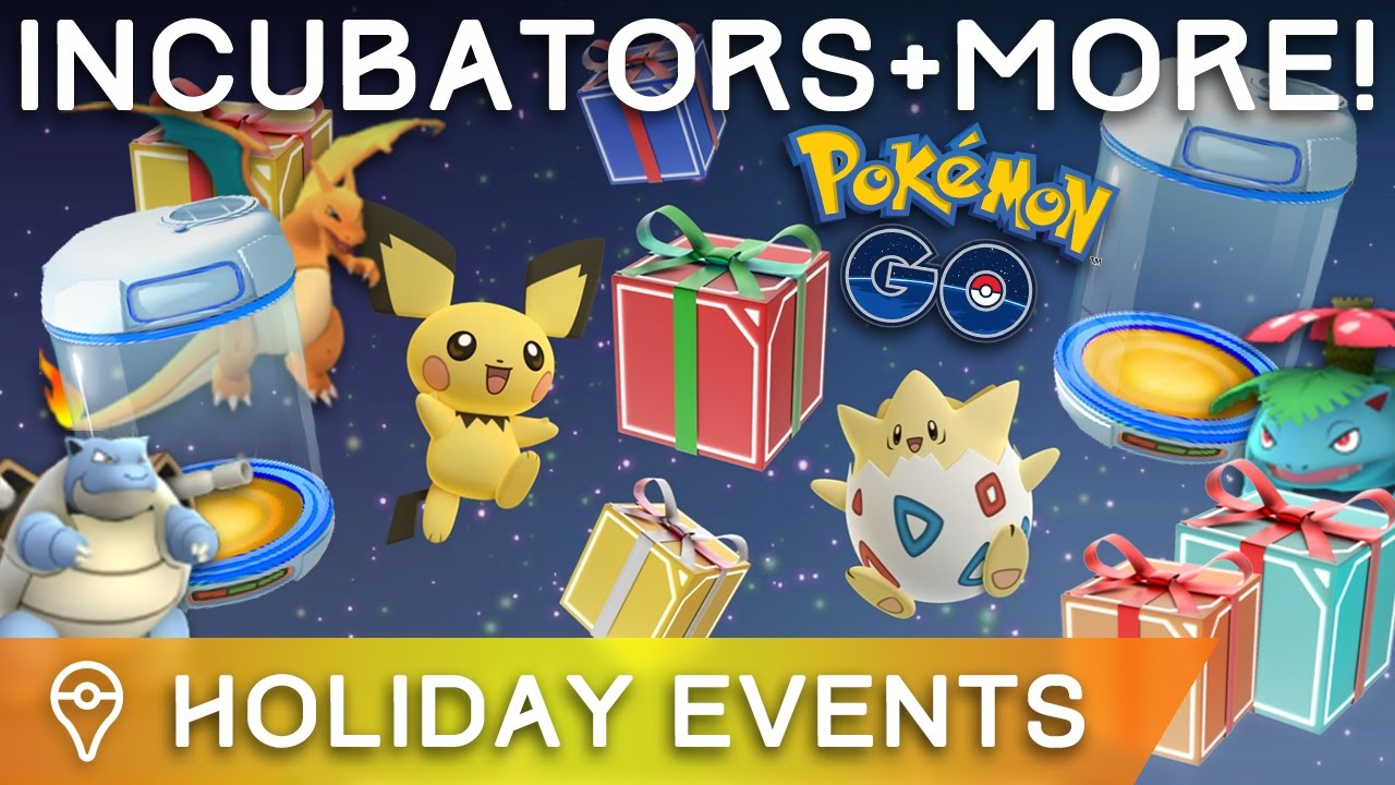 Pokemon Go Christmas Event.Pokemon Go Christmas Events Schedules Upgrades And Full