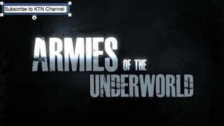Armies of the Underworld - Terror Gangs for Hire