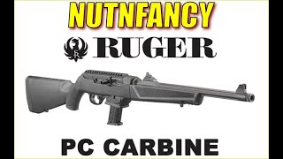 Ruger PC Carbine: Not Much We Don