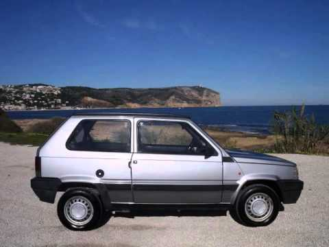 fiat panda automatic for sale in spain for 1 995 youtube. Black Bedroom Furniture Sets. Home Design Ideas