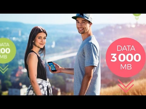 Získej 20 GB dat jen za registraci v Datomat! w/ Johny Machette a Teri Blitzen
