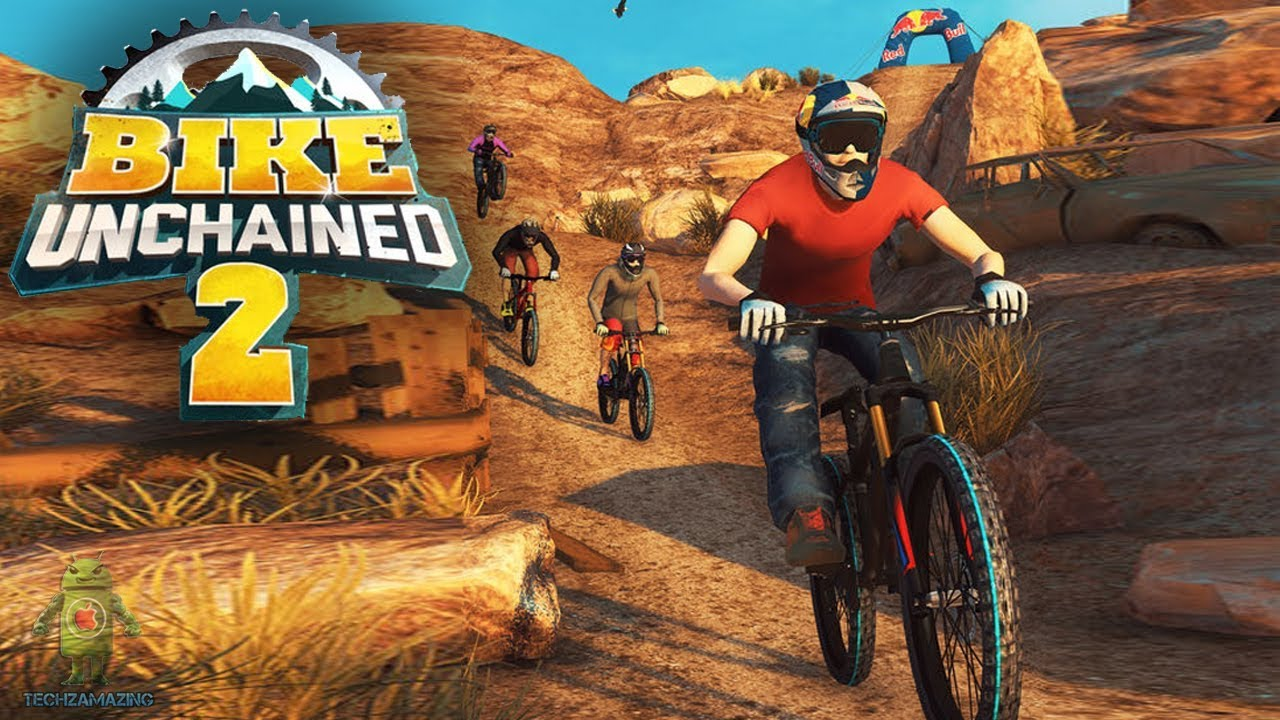 Bike Unchained 2 Ios Android Gameplay Youtube
