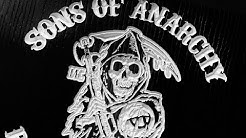 Sons of Anarchy mayhem logo wall sign | Shapeoko xxl CNC router