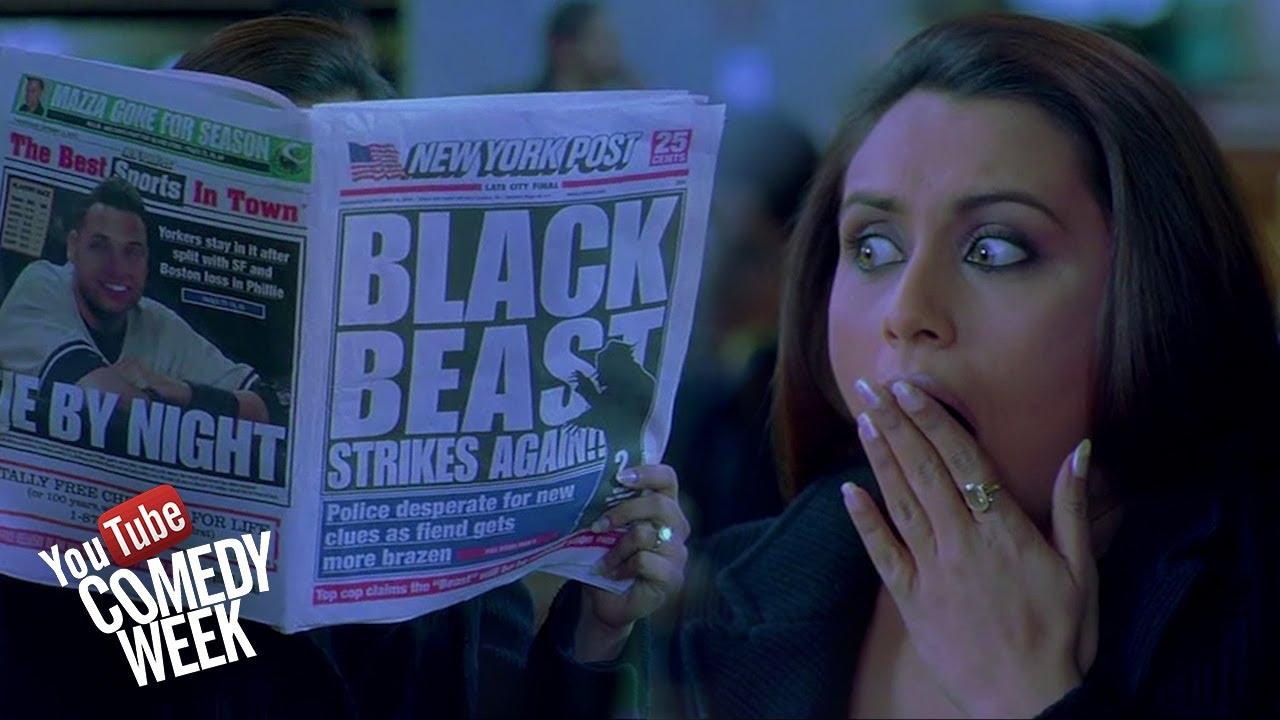 Download Black Beast on the Loose - Kabhi Alvida Naa Kehna - Comedy Week