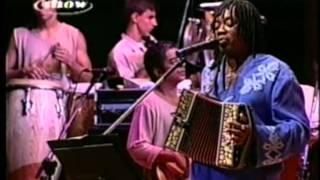MIlton Nascimento e Gilberto Gil - Duas Sanfonas ao vivo 2001.