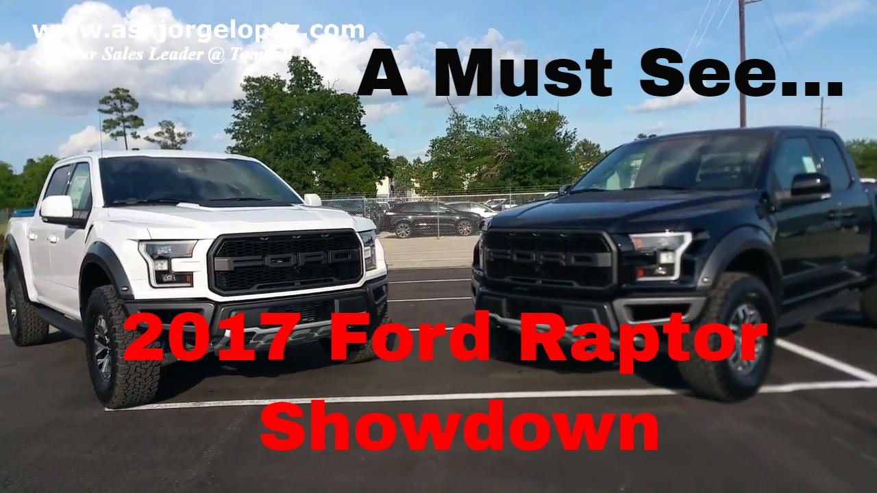 Super Crew Cab >> 2017 Ford Raptor Super Crew And Super Cab Youtube