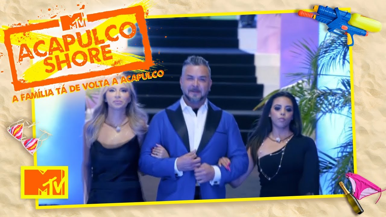 Download Jacky e Fer voltam para ARRUINAR a última festa!   MTV Acapulco Shore T8