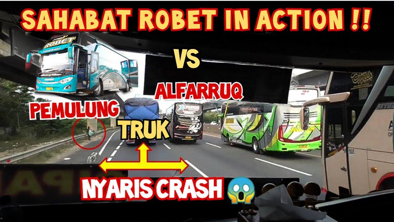 Duel Bergengsi !! Begini Jadinya ALFARRUQ vs SAHABAT ROBET ..