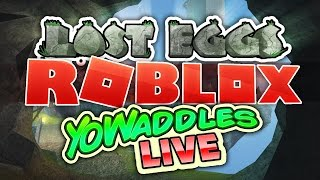 [2] The Lost Eggs - Egg Hunt 2017 🎥 Live Roblox Stream (by YoWaddles)