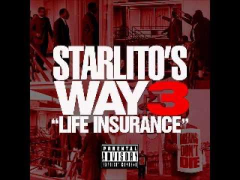 Starlito – Starlito's Way 3 – 06 Life Insurance (Prod. By DJ Burn One)