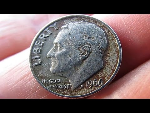 1966 DIME (What is the Silver Content)