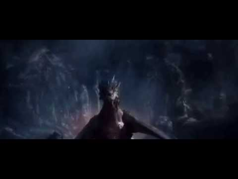 Smaug - I am Fire! I am death!