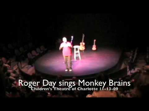 Monkey Brains by Roger Day