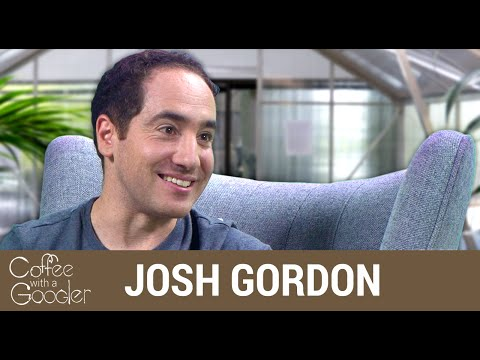 Machine Learning over Coffee with Josh Gordon - Coffee with a Googler