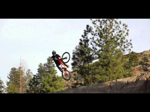 Brett Rheeder in Kamloops