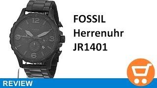Fossil Herren-Uhren JR1401 - Review   deutsch / german