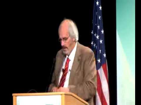 Paleontologist Jack Horner speaks in Washington D.C.