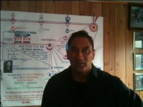 Apotoro Wairua Bill Barlow's journey to Apotoro Rehita. Part 1of 3