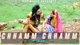 Chhamm Chhamm New Shiv Bhole Haryanvi DJ Song 2017 Vicky amp Sweety