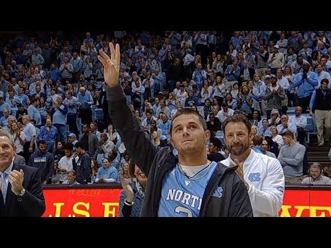 5819de72a UNC Football  Ryan Switzer Receives Patterson Medal - YouTube