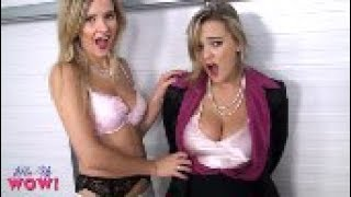 Jodie Gasson and Elle Richie in 'Naughty Inception' (Part Two)