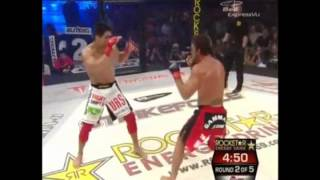 Frank Shamrock vs. Phil Baroni