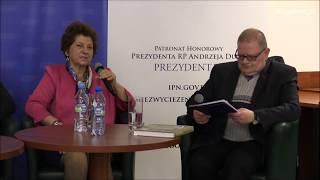 """""""Perły, perełki Rzeczypospolitej"""" - promocja książki Małgorzaty Dygas  (Volumen - 2.04.2019)"""