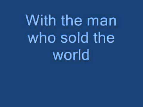 Nirvana-The Man Who Sold The World (con letra)