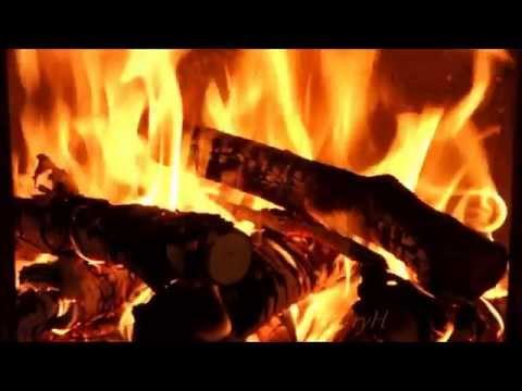 Gabriel Fauré - Requiem, Op  48 & rahatlatıcı şömine full HD -Public Domain music