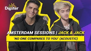 JACK & JACK - NO ONE COMPARES TO YOU (ACOUSTIC) | ?????????????????? ????????????????